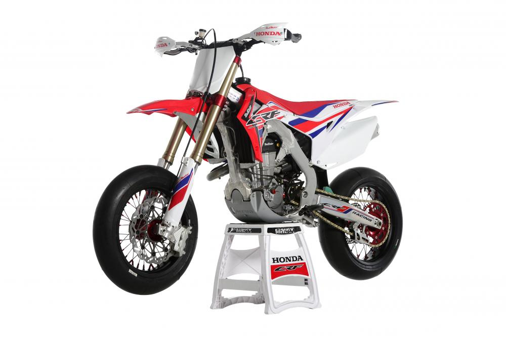 Honda Crf Supermoto Special 2016 Motard Racing By Red Moto