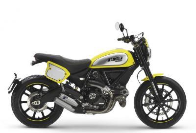 Nuova Ducati Scrambler Flat Track Pro, ispirata alle corse USA