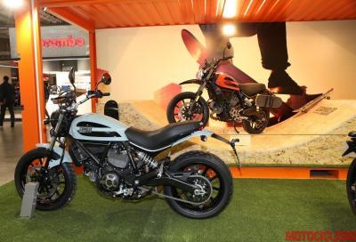 Ducati Scrambler Sixty2, la Land of Joy a partire da 400 cc