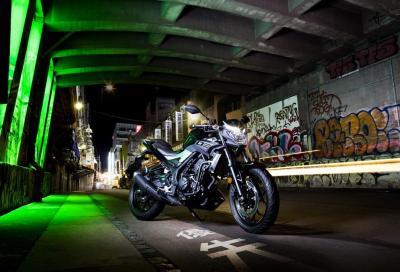 Yamaha MT-03: arriva la nuova piccola naked bicilindrica