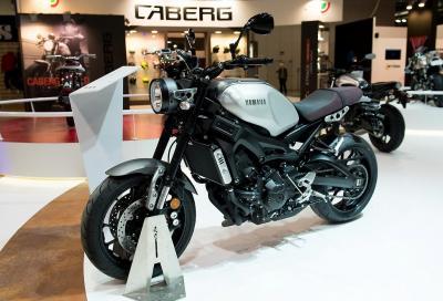 Yamaha XSR900: la nuova Sport Heritage 3 cilindri di Iwata
