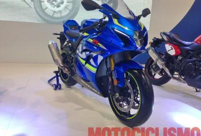 Suzuki GSX-R1000 concept: in arrivo la nuova maxi sportiva?