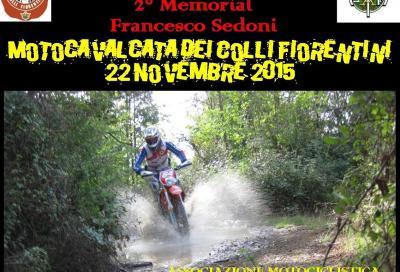 """Motocavalcate off-road: la """"sgommata"""" di Pomino 2015"""