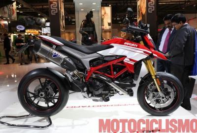 Ducati 2016: nuovi motori 937 cc per Hypermotard e Hyperstrada