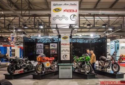 Officina Moto Italia ad Eicma: le novità di CR&S, Paton, Magni e Zaeta