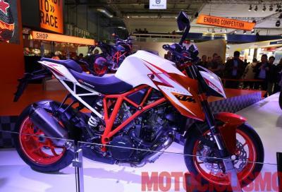 KTM 1290 Super Duke R Special Edition: Powerparts al top