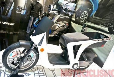 GenZe 2.0: il nuovo scooter elettrico secondo Peugeot