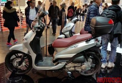 Peugeot Tweet Paris: nuovo ruota alta alla francese