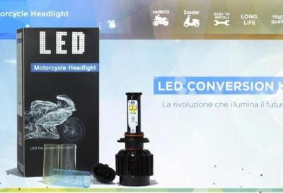 Nuovo kit di lampadine sostitutive a Led firmato RMS
