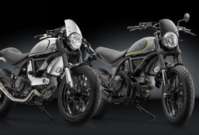 Scrambler Ducati... vestita Rizoma a Eicma 2015