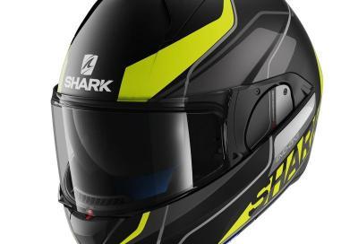 Shark: più protezione con Evo-One, Spartan Carbon e Micro