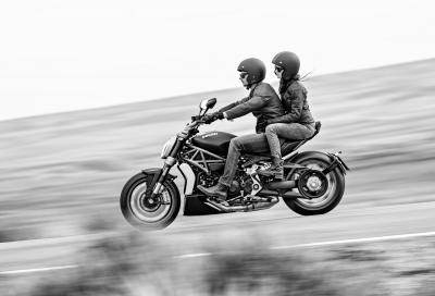 La nuova Ducati XDiavel in azione nel video ufficiale