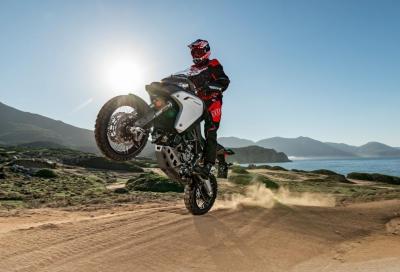 Ducati Multistrada 1200 Enduro: offroad action!