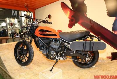 """Ducati Scrambler Sixty2, la """"piccola"""" Land of Joy in video"""