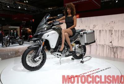 Ducati Multistrada 1200 Enduro, pronta per l'avventura!
