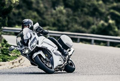 La Yamaha FJR1300 si rinnova