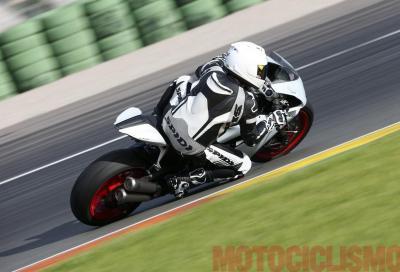 Test della Ducati 959 Panigale: in sella con noi a Valencia