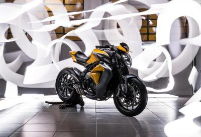 MV Agusta special Dragster S by Officine GP Design