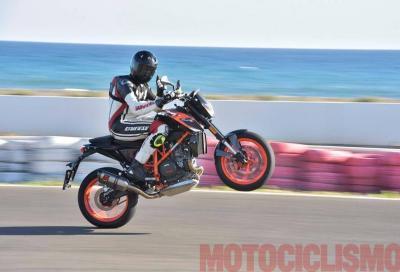 KTM 690 Duke 2016: un mono da sogno