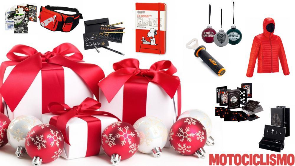 Regali di natale consigliati da motociclismo accessori for Casa e regali