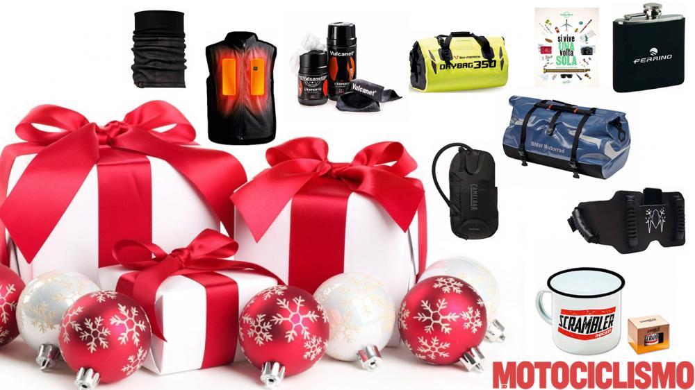 Regali Di Natale A 1 Euro.Regali Di Natale Consigliati Da Motociclismo Accessori Da Viaggio