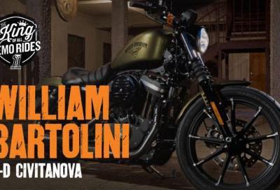 Ecco il vincitore della Iron 883 messa in palio da Harley-Davidson