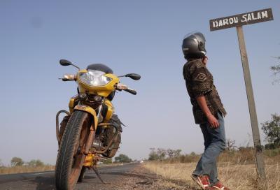 Un giro per l'Africa Occidentale
