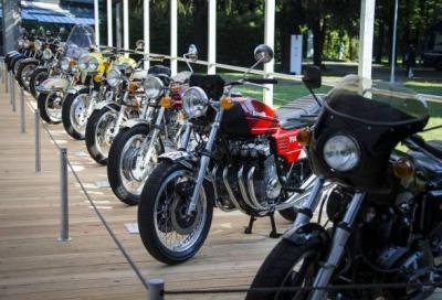 Confermato il Concorso di Motociclette a Villa d'Este anche per il 2016