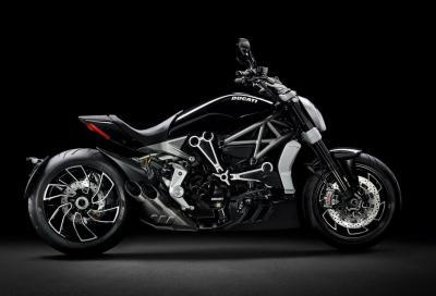 Iniziata la produzione della Ducati XDiavel