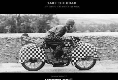 Calendario Metzeler 2016: tributo alle due ruote del cinema