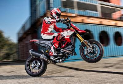 Ducati Hypermotard 939: il video