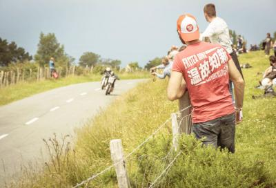 Faster Sons Collection: l'abbigliamento vintage Yamaha