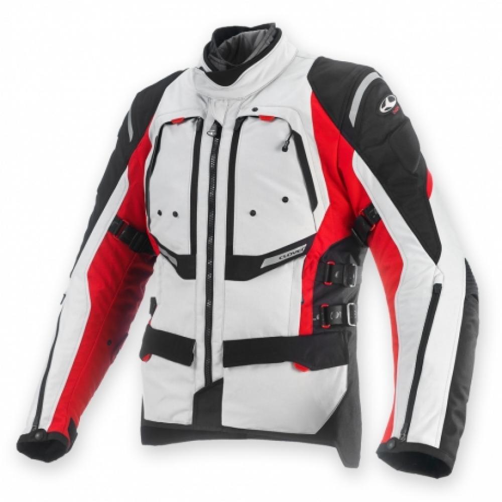 Abbigliamento moto 4 stagioni  completo Clover GTS-3 Airbag + GT-PRO ... f506f41325dc