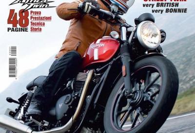 Motociclismo di gennaio 2016 è in edicola