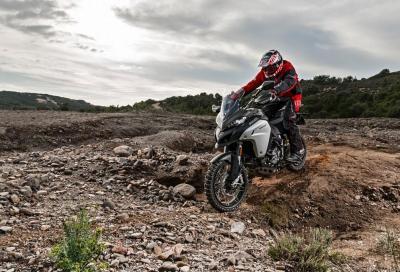 The wild side of Ducati - Multistrada 1200 Enduro (Ep. 1)