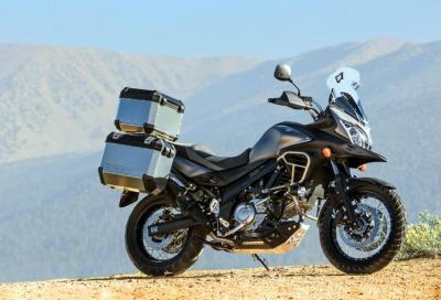 Prezzi (quasi) invariati per Suzuki nel 2016. Arriva una nuova V-Strom 650
