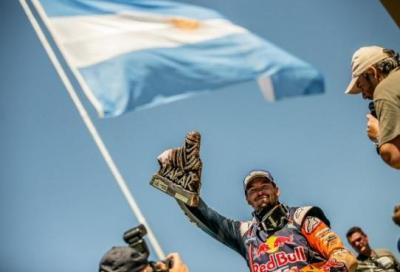 Toby Price vince la Dakar 2016. A Quintanilla l'ultima tappa