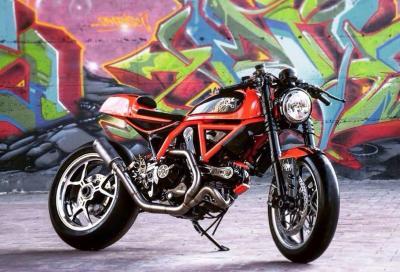 Scrambler Ducati e BMW, l'Africa Twin e la MotoGP stradale