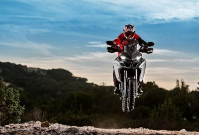 The wild side of Ducati - Multistrada 1200 Enduro (Ep. 2)
