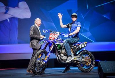 Yamaha: tutti i piloti dell'off-road scelti per la stagione 2016