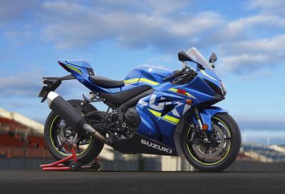 Le novità Suzuki al Motor Bike Expo 2016