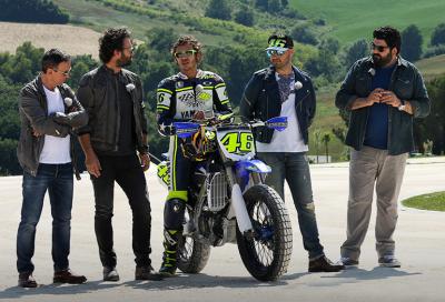 Valentino Rossi e lo Sky Racing Team VR46 stasera protagonisti di Masterchef