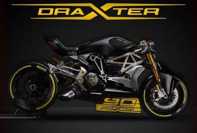 Ducati draXter: ecco la versione estrema della XDiavel