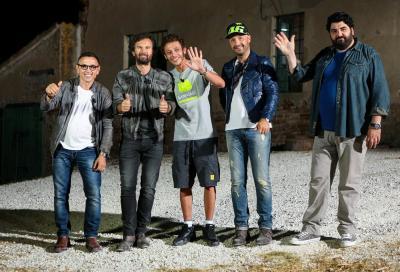 Valentino Rossi da record… anche a Masterchef!