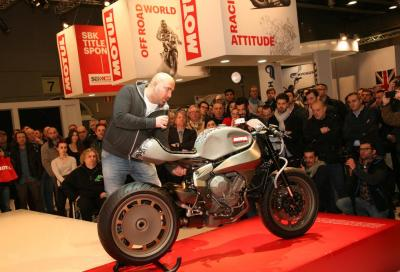 """Motul Onirika 2853 by Officine GP Design: la Brutale 800 """"da sogno"""""""