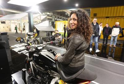 Le ragazze di Motor Bike Expo 2016: gallery 1