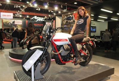 """""""Moto Guzzi è un marchio per motociclisti intenditori ed esperti"""""""