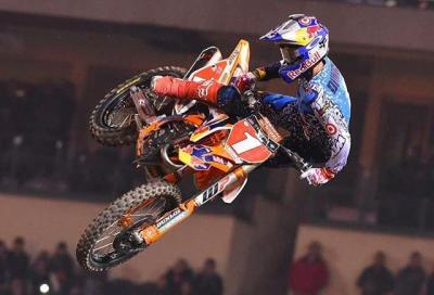 AMA Supercross 2016: Dungey vince anche Anaheim 2