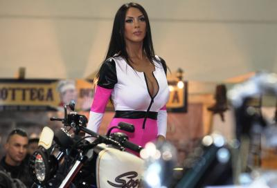 Le ragazze di Motor Bike Expo 2016: gallery 2