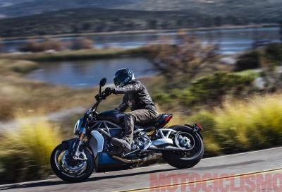 Ducati XDiavel S: una SBK con la faccia da cruiser